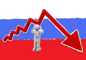 По итогам марта 2015 года ВВП России сократился на 3,4 %