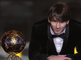 Месси - лучший футболист 2011 года