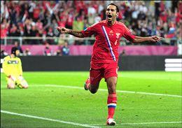 Россия разгромила Чехию со счётом 4:1