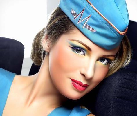 Рейс отложили из-за драки стюардесс