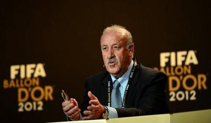 Лучший тренер по футболу 2012 года по версии ФИФА