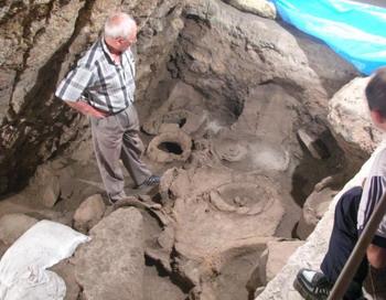 Археологи раскопали 2000-летнее вино