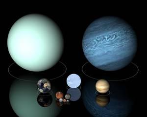 Астрономы нашли пригодную для жизни планету