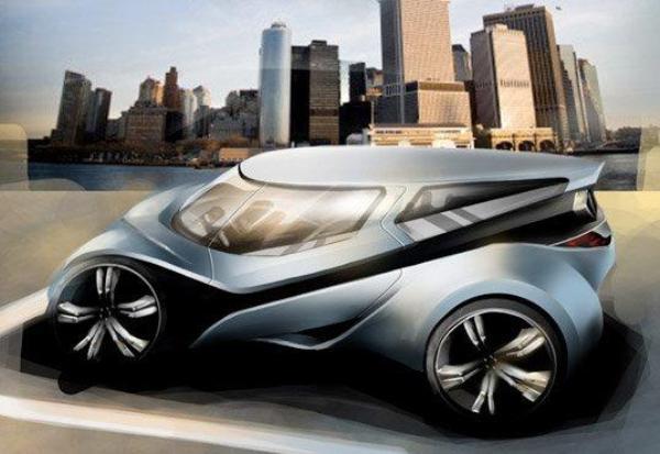 Автомобили скорого будущего