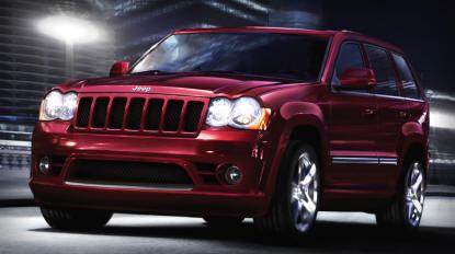 Jeep объявил цену на Grand Cherokee