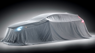 Первые фотографии новой модели Volvo