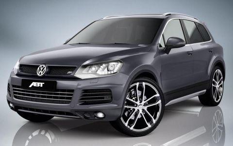 Российская премьера Volkswagen Touareg Hybrid