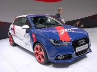 Спецверсия Audi A1 во имя сборной Японии по футболу