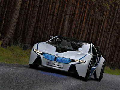 Уникальный BMW в Москве