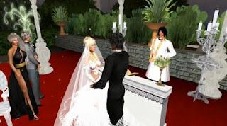 Виртуальная свадьба